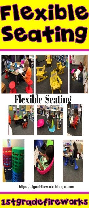 Flexible Seating in the primary classroom. Stools, reading rockers, rocking chairs, rugs, and chairs!https://1stgradefireworks.blogspot.com/2018/03/flexible-seating-stools-rockers-rugs.html