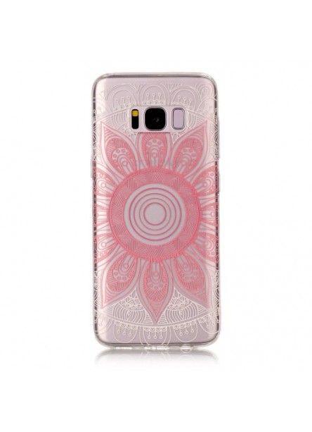 Coque Samsung Galaxy S8 - Fleur Design