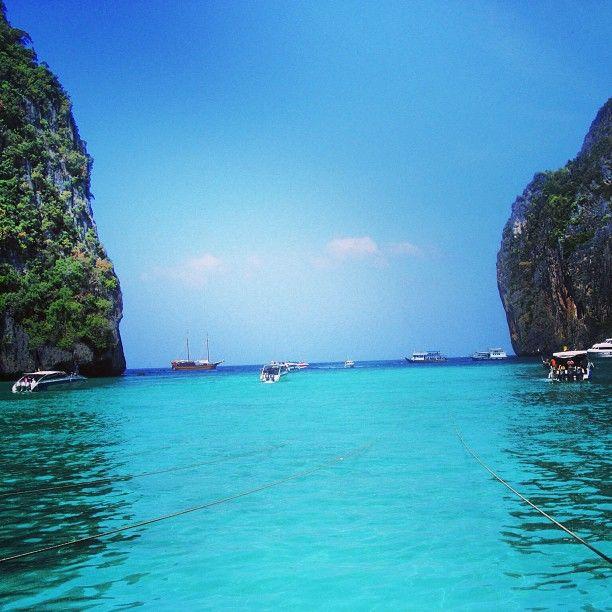 #Instagram photos The Phi Phi Islands
