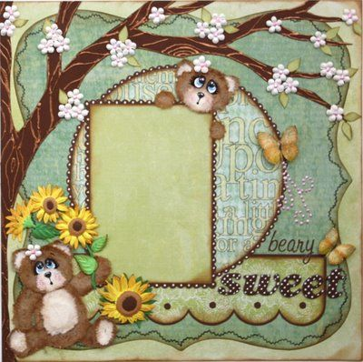 Such a Pretty Mess: Tear Bears and new layouts at my etsy shop!