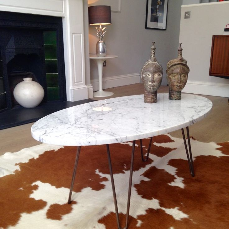 New Shop Discovery: Moffee Marble Tables