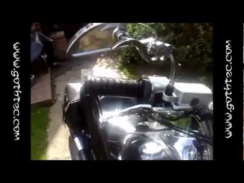 Motorcycle Cruise Control - DIY - YouTube