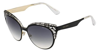 Estelle Sunglasses by Jimmy Choo See all collection at: http://www.bookmoda.com/?p=23794 #sunglasses #jimmychoo #woman #style #look #fashion @jimmychooltd