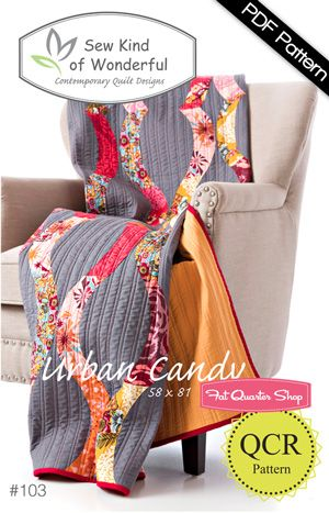Urban+Candy+Quilt+Downloadable+PDF+Pattern+Sew+Kind+of+Wonderful