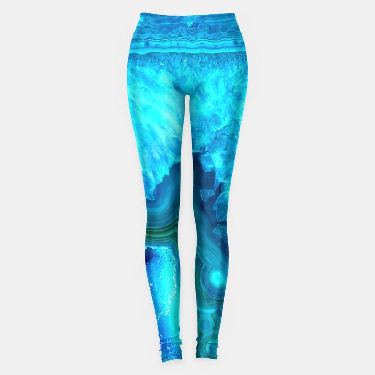 crystal leggings, Live Heroes