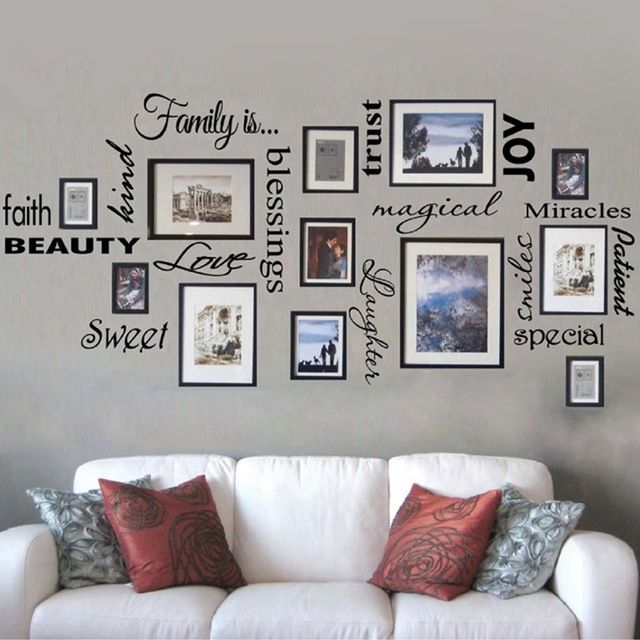 Photo Wall Ideas 37 Picture Gallery Wall Layout Ideas For The