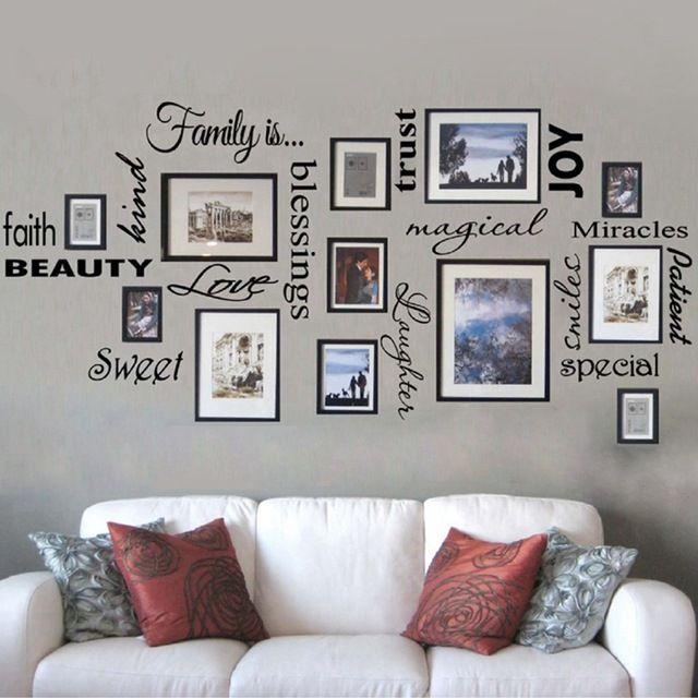 Wall Art Decor Home Interior Design Ideas Family Wall Decor Farmhouse Wall Decor Gallery Wall Design