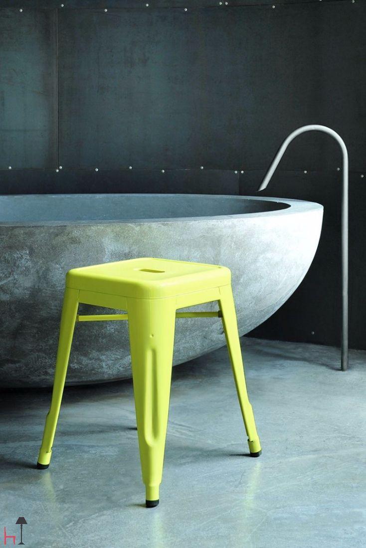 Fine Tub Chair And Stool Vignette - Bathtub Design Ideas - valtak.com