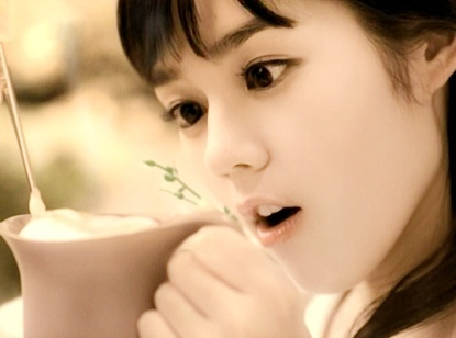 Han Ga-in (Hangul: 한가인, Hanja: 韓佳人) (born Kim Hyun-joo (Hangul: 김현주, Hanja: 金賢珠) on February 2, 1982) is a South Korean actress.