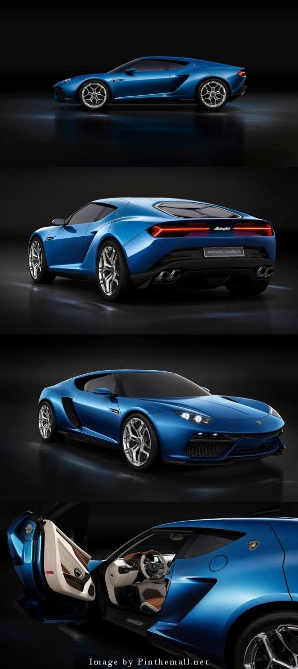Lamborghini Asterion LPI 910 - 4 Hybrid concept. - LGMSports.com
