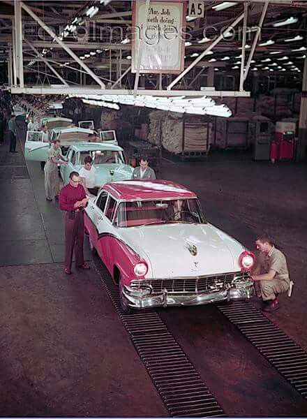 Vw Van Nuys >> 10 Best images about Automotive assembly plants on ...
