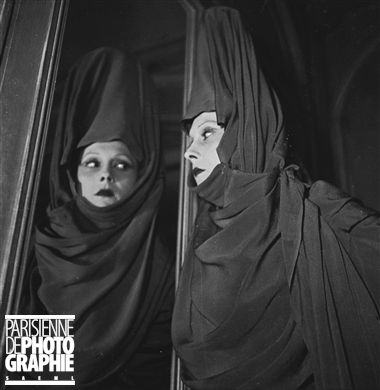 """Elle joue Agrippine dans """"Les Joies du Capitole"""" opérette de Raoul Moretti, février 1935."""