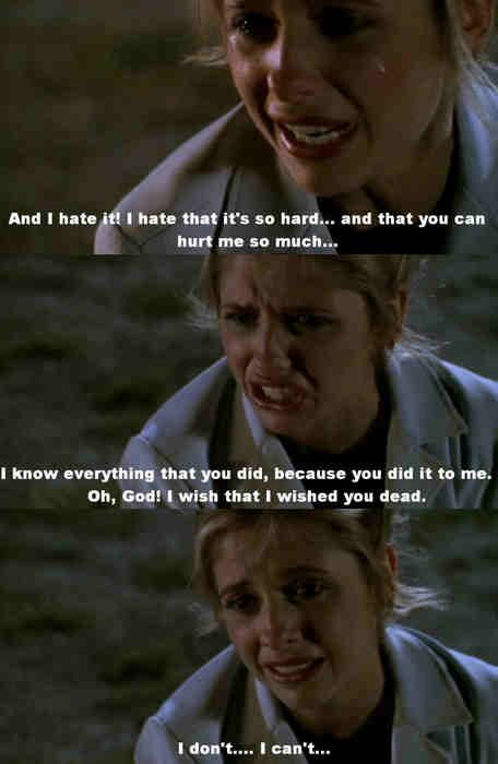 I'm trying to write a research paper on Spike from Buffy the Vampire Slayer?