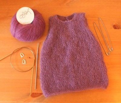 Knitting for your doll. A list of pattern links.