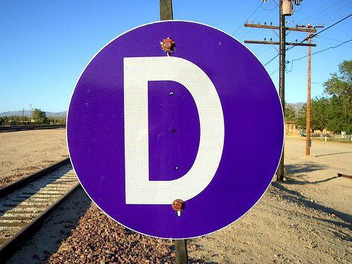 One Letter / D by k.james, via Flickr