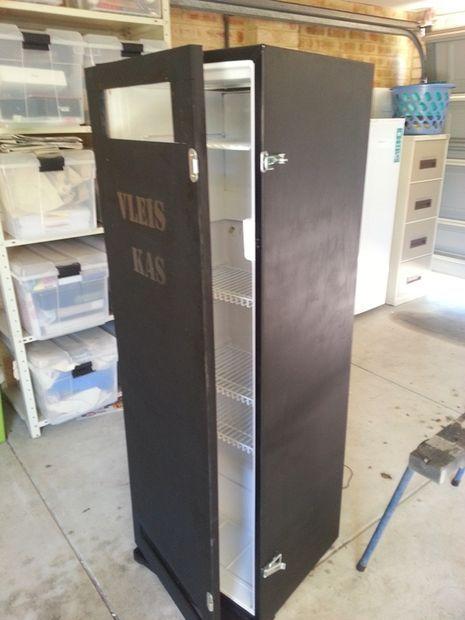 De un Refrigerador Viejo a Deshidratador de alimentos ;-D...Tutorial!!