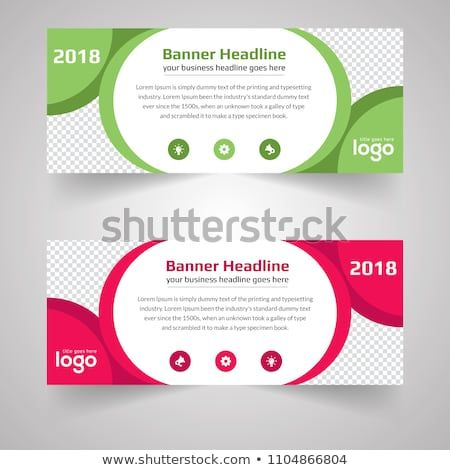 Set of yellow banner, horizontal business banner templates. Vector banner corporate identity, website banner design, Abstract technology background layout, eps10