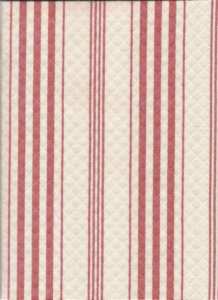 Red stripe curtain fabric curtain menzilperde net for Curtain fabric