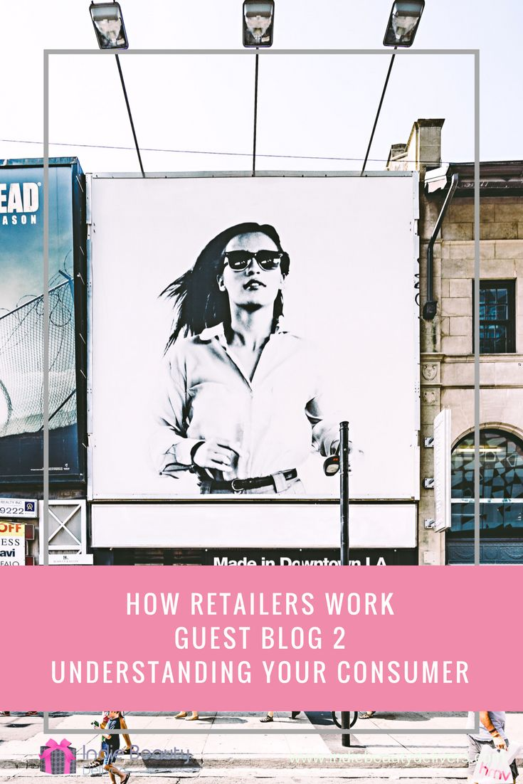 In the second blog of a series looking behind the scenes at how retailers work we start investigating the strong underpinnings you need to enable positive discussions with retailers, the 3 Cs: So let's get on it and dive deep into the first of the 3 Cs THE CONSUMER!