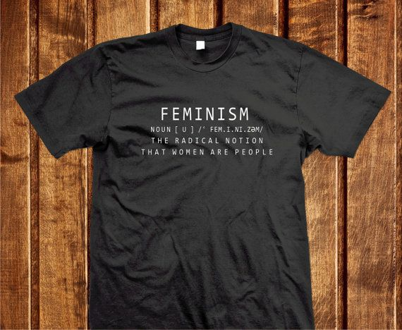 Feminism Definition T shirt Feminism Shirt Tumblr par Trend2Tees