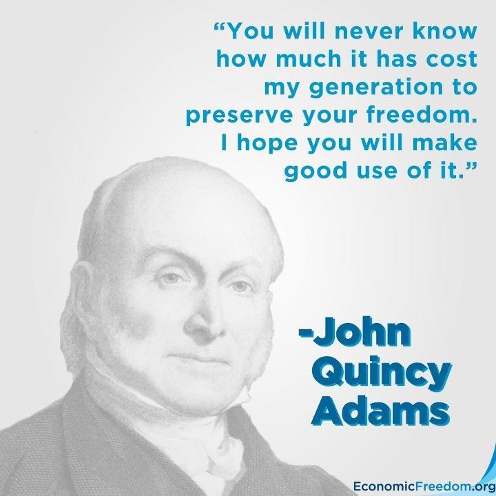John Adams Quotes On Leadership: 25+ Best John Quincy Adams Quotes On Pinterest