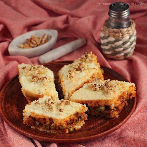 Бирияни (рис, запеченный с овощами) - Люблю поесть в начале мая
