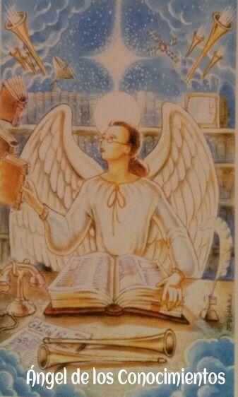 Ángel de los Conocimientos