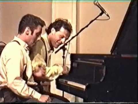 Joja Wendt & Martin Schmitt 1998 - Plön Castle Blues - Blues Piano - Boogie Woogie - YouTube