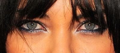 smokey blue eyesEye Makeup, Beautiful Department, Eyeliner Looks, Eye Highlights, Fashion Hair Beautiful, Smokey Blue, Jessica Szohr, Smokey Eye, Blue Eyeliner