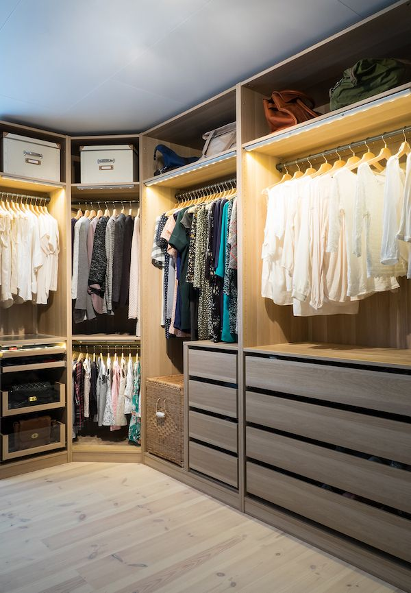 Smart Closet Organization Tips Design By Hardware Resources