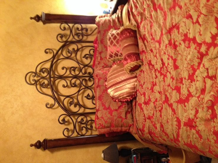 17 best images about bedroom on pinterest comforter sets for Burgundy and gold bedroom designs