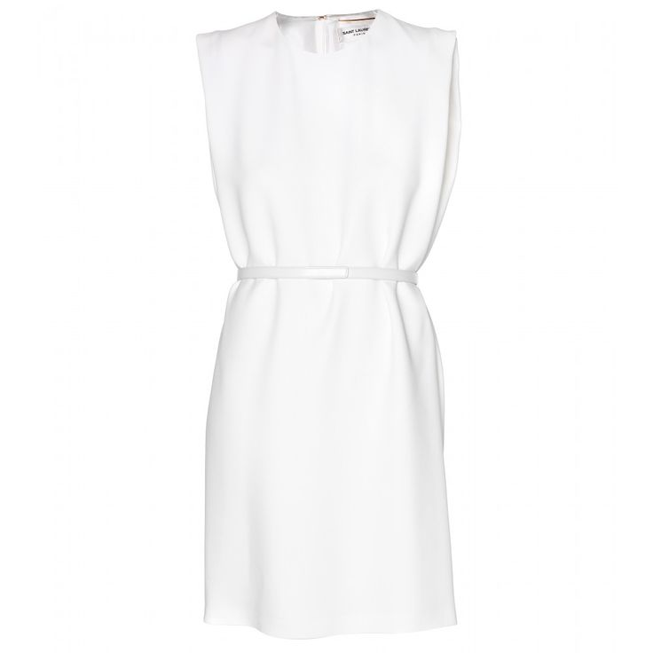 Saint Laurent - Crepe dress
