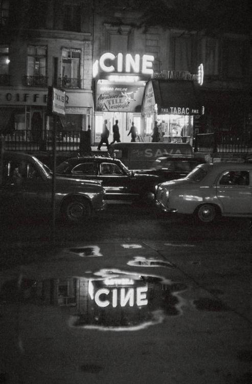 Paris, 1960s by Johan van der Keuken
