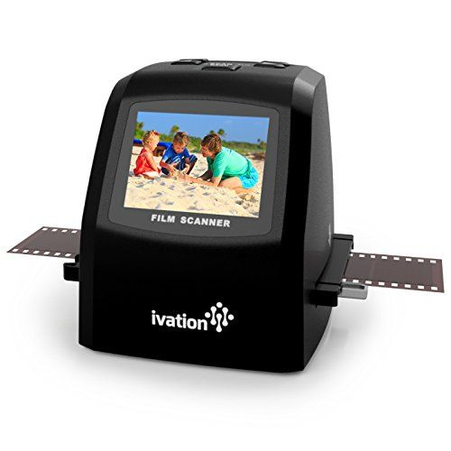 in the picture:Ivation 22MP Digital Film Scanner and Converter, Includes Speed Load Adapters for 35mm, 110 and 126 Negatives and Slides and Super 8 Films, 2.4 LCD Screen and BuiltIn Editing Software lots of color options – get more info:https://www.amazon.com/dp/B076T7CD3G    Welcome to my b...