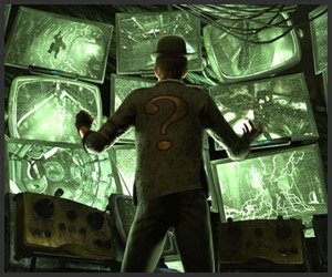 Batman Arkham City: Riddler