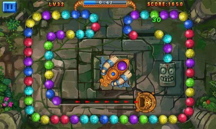 Marble Legend- screenshot