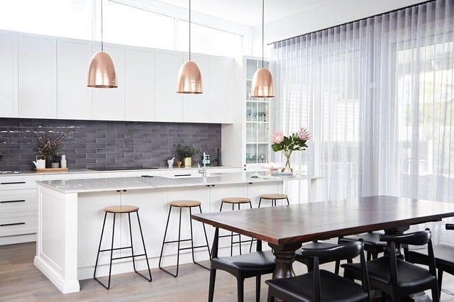 Amber Tiles Kellyville: pinned from Instagram (@nncollective). Kitchen splashback. #kitcheninspiration #splashback #subway #ambertiles #ambertileskellyville