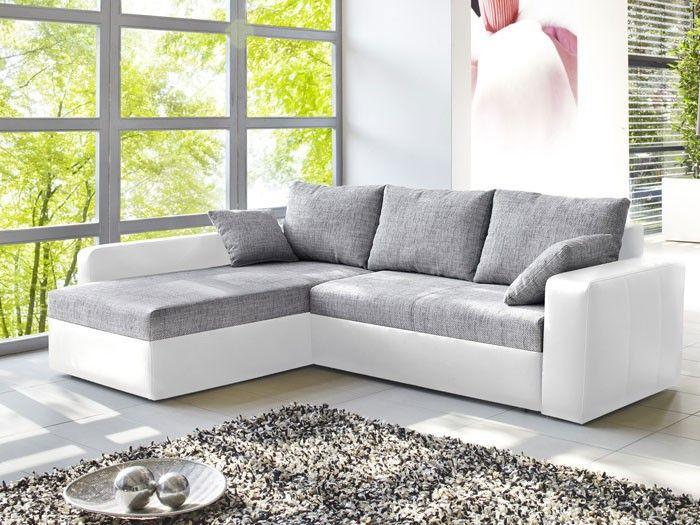 Schlafsofa Weiss Best Of Ecksofa Vida 244x174cm Grau Weiss Schlafsofa Sofa Couch Modern Sofa Living Room Modern Couch Couch
