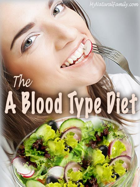 The A Blood Type Diet Explained | also... http://www.hcmionline.com/education/diet_A.pdf