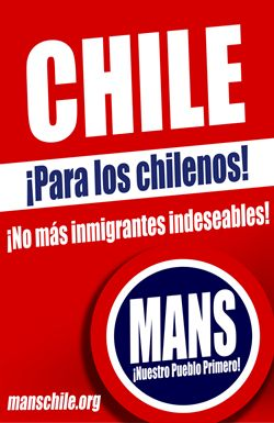 II. Estado Nacionalista v/s Estado de inmigración. - M.A.N.S.M.A.N.S.