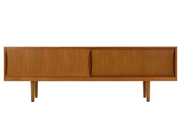 Leaf-handle テレビボード(テレビ台) / teak - 北欧インテリア雑貨と家具の通販サイト | CHLOROS (クロロス)