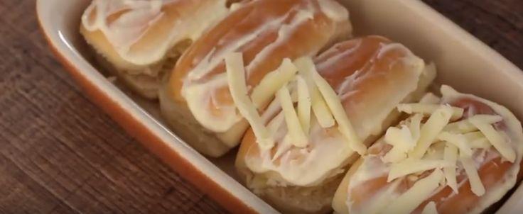 Pão de alho com queijo ao forno: ainda mais gostoso do que o do churrasco