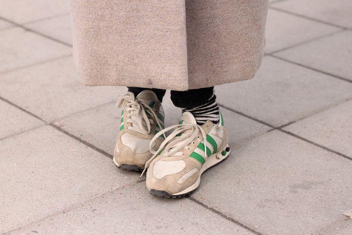 Moda en la calle en Estocolmo