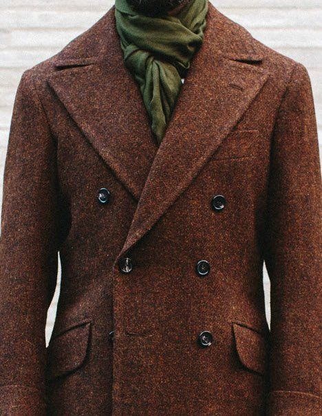bb407aec565efb Liverano & Liverano ulster coat: Review – Permanent Style | Men's Style in  2019 | Ulster coat, Mens fashion:__cat__
