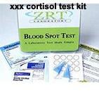 Thyroid blood test