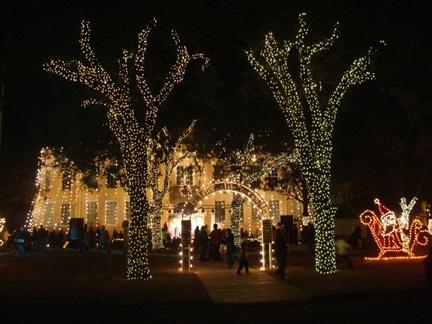 Marble Falls Christmas Lights
