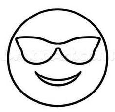 Mejores 8 imágenes de Emoji para colorear en Pinterest