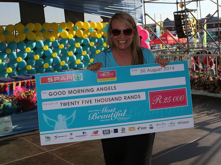 Funds raised for Good Morning Angels.