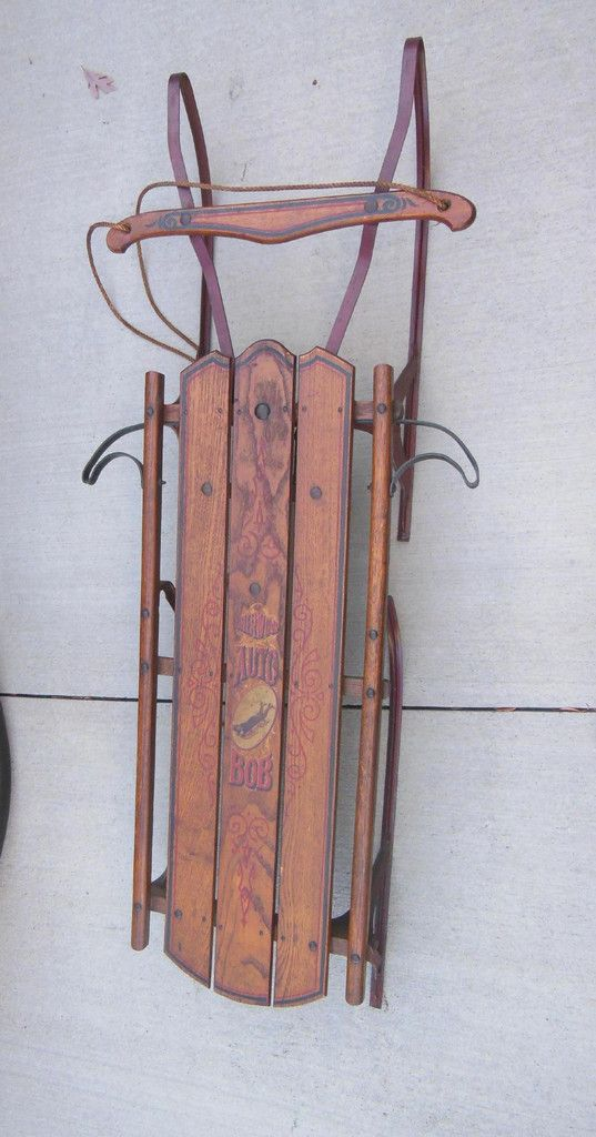 17 best images about antique sleds and sleighs on for Vintage sleds