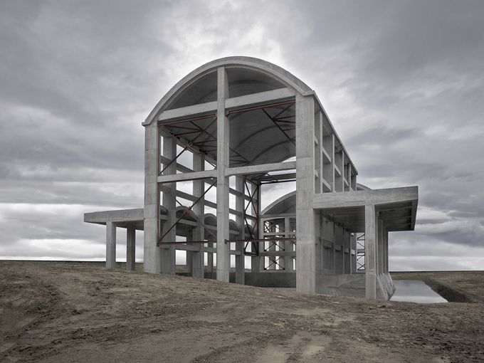 Fábricas la Cros (FASE 1) | Díaz y Díaz Arquitectos >> http://www.galarq.com/gl/fabricas-la-cros-fase-1-diaz-y-diaz-arquitectos/